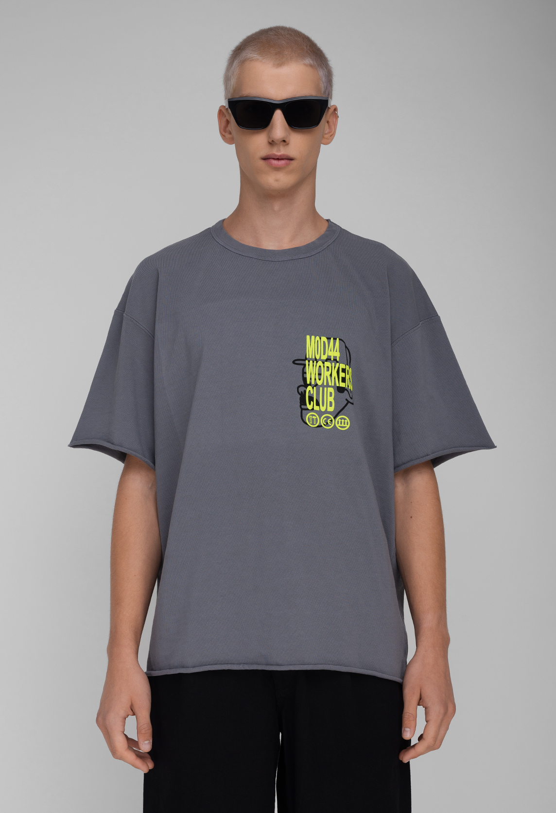 Workers Club T-Shirt Oversize