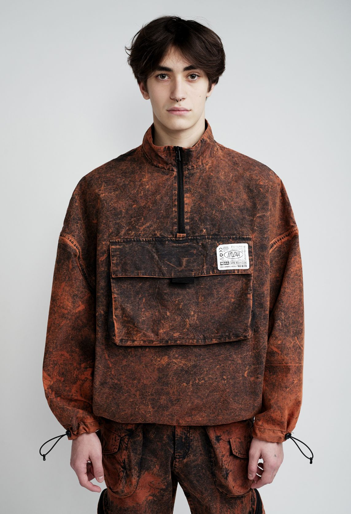 Paradigm Melting Jacket