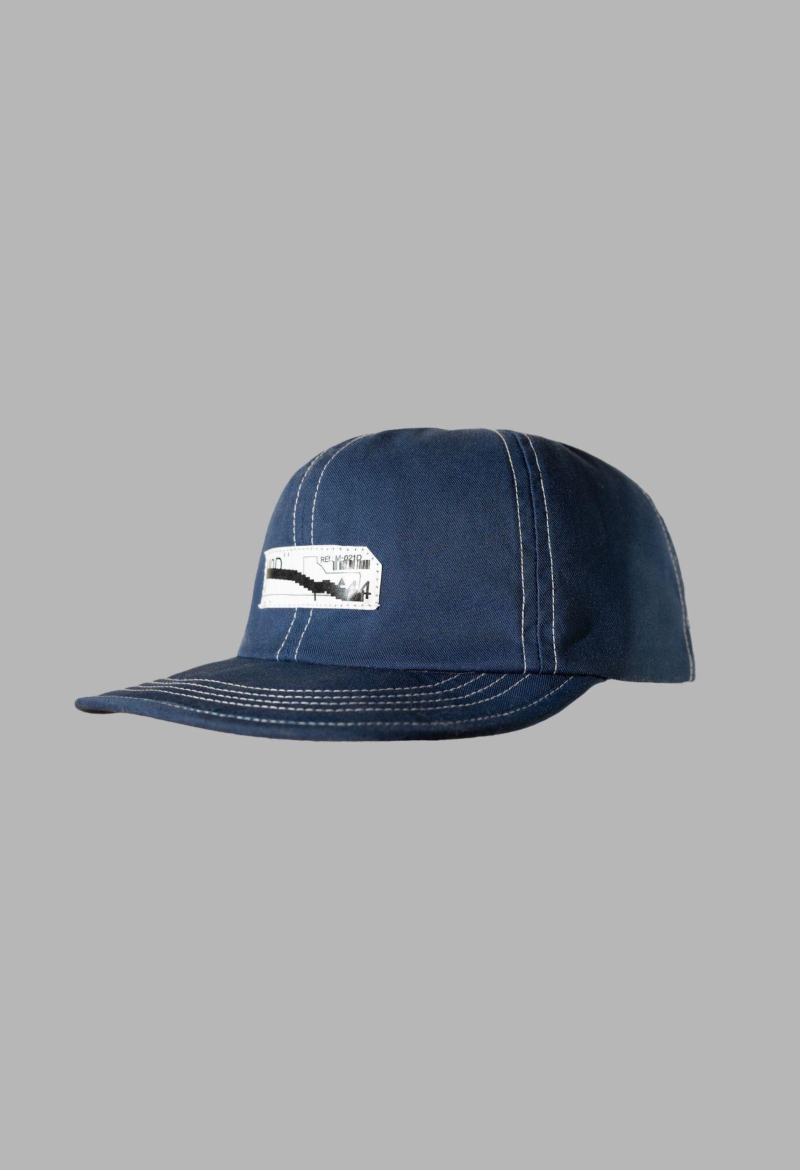 M-44W Cap Blue