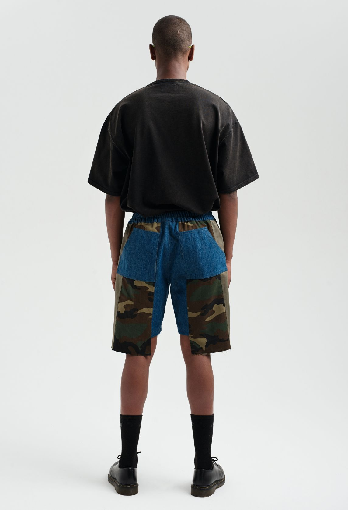 Reworked Worked Shorts
