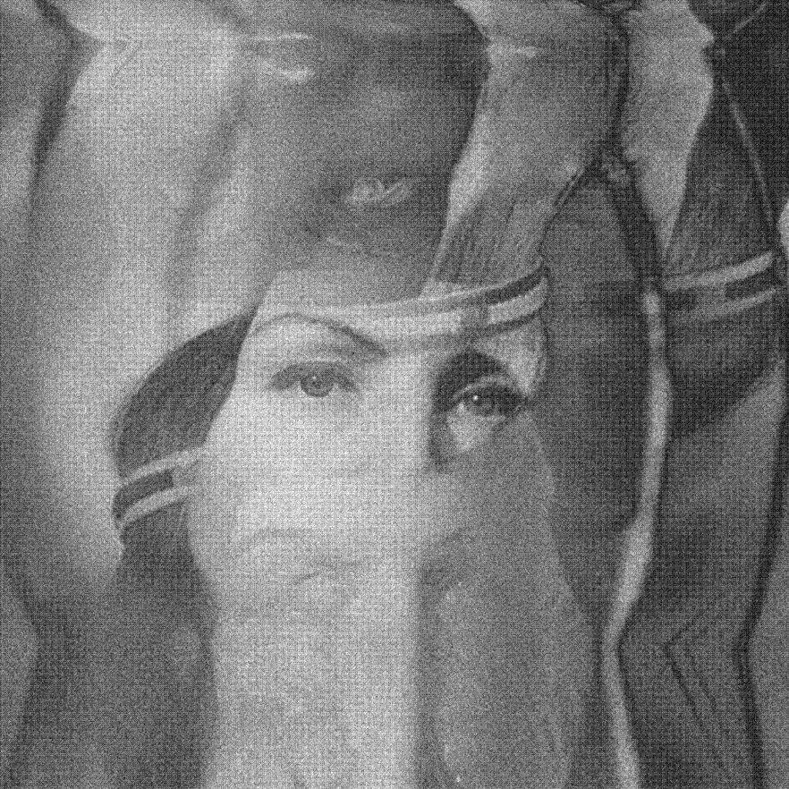 Valentina Goncharova. The music of eternal space