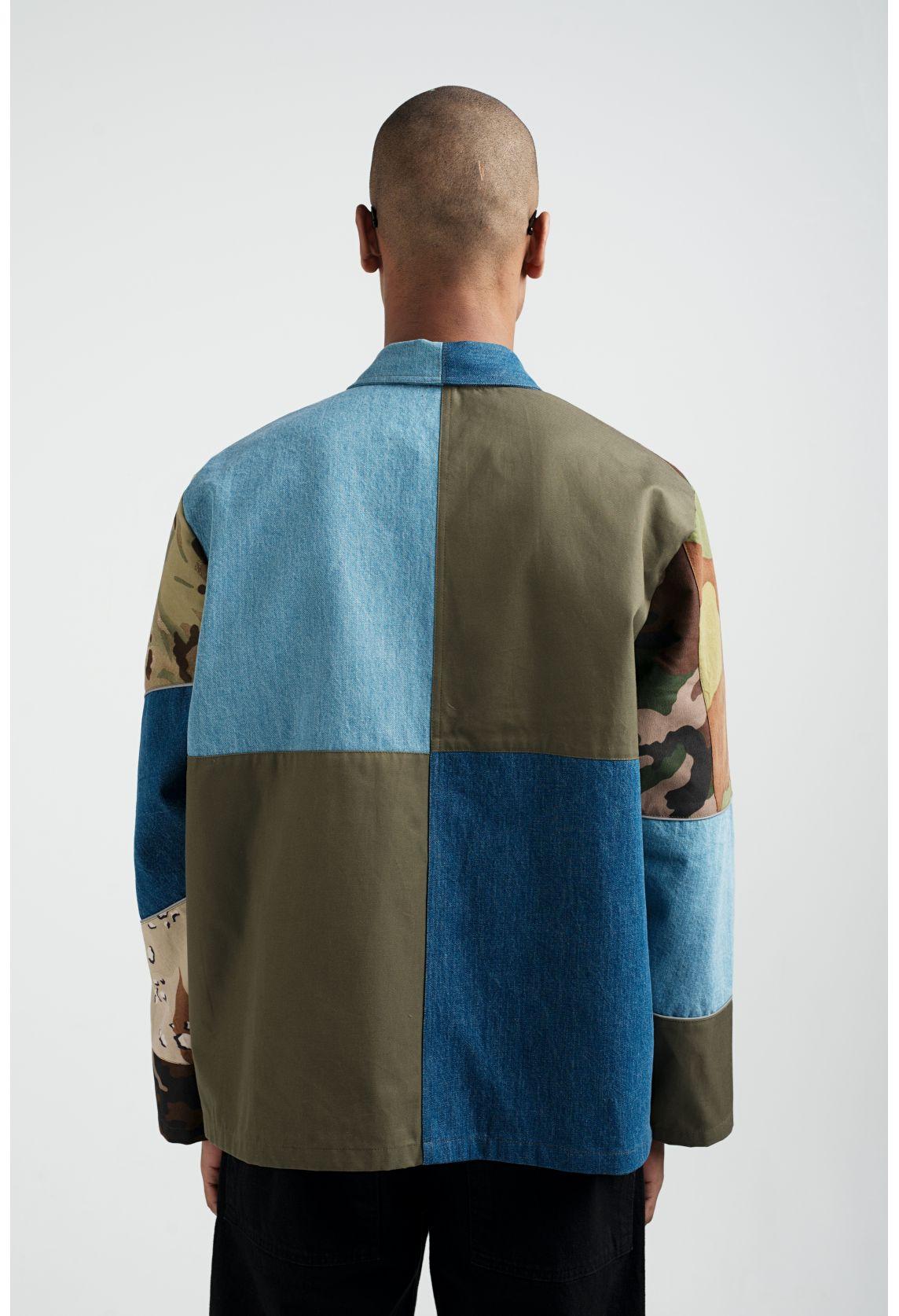 Reworked Worked Jacket
