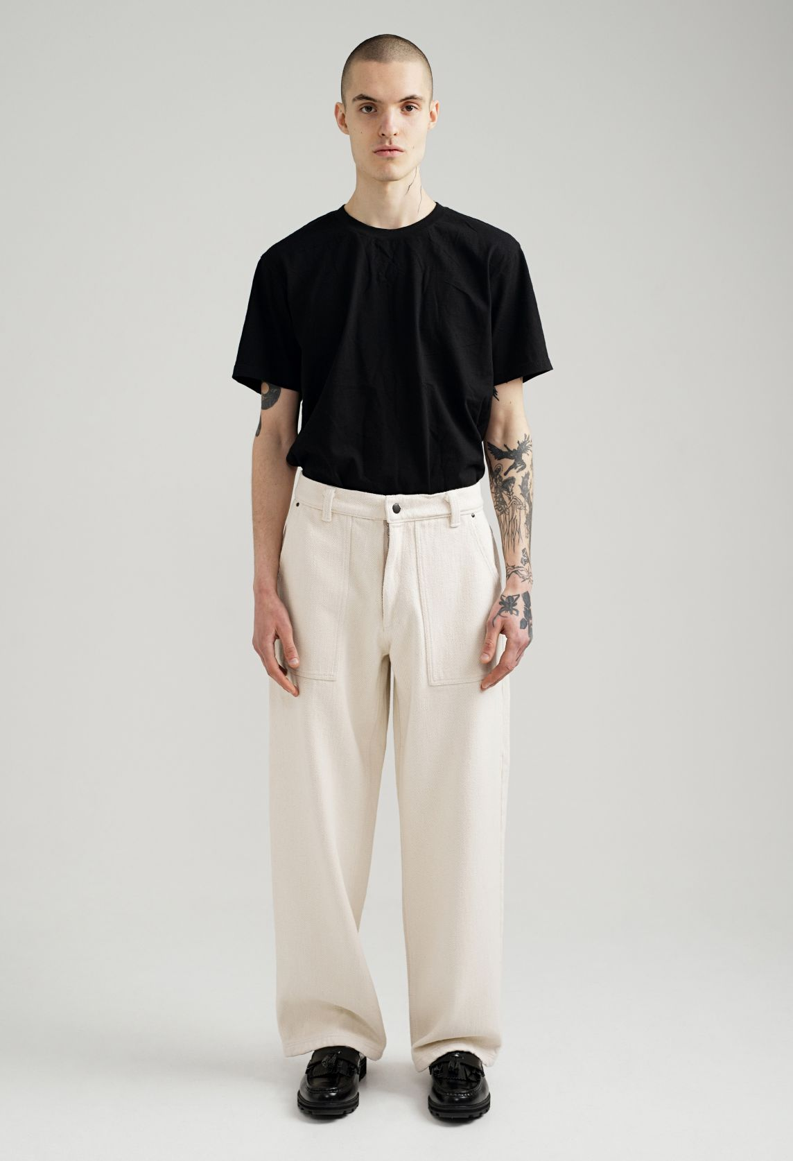 Void Pants Off-White