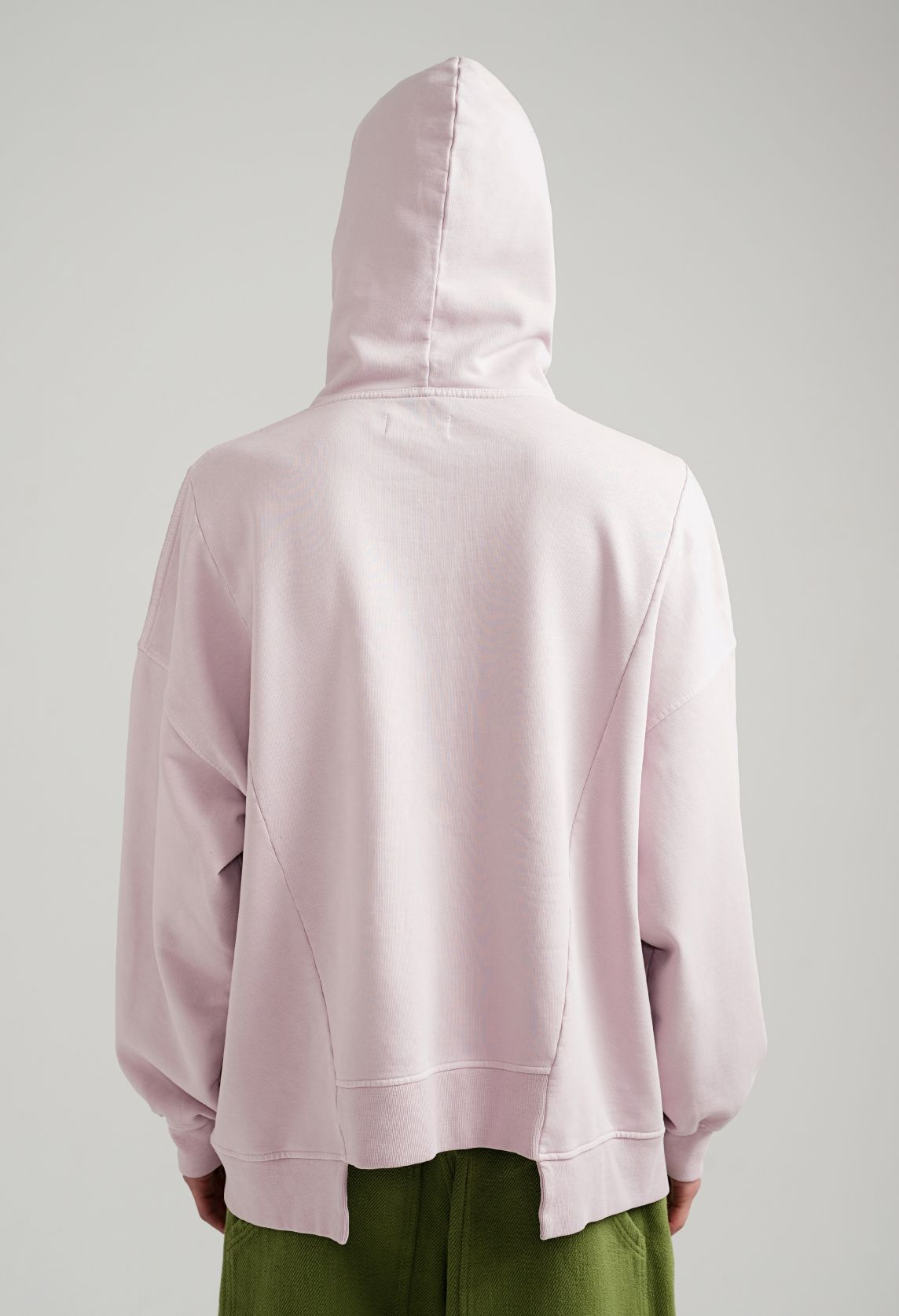Disruption Hoodie Rose